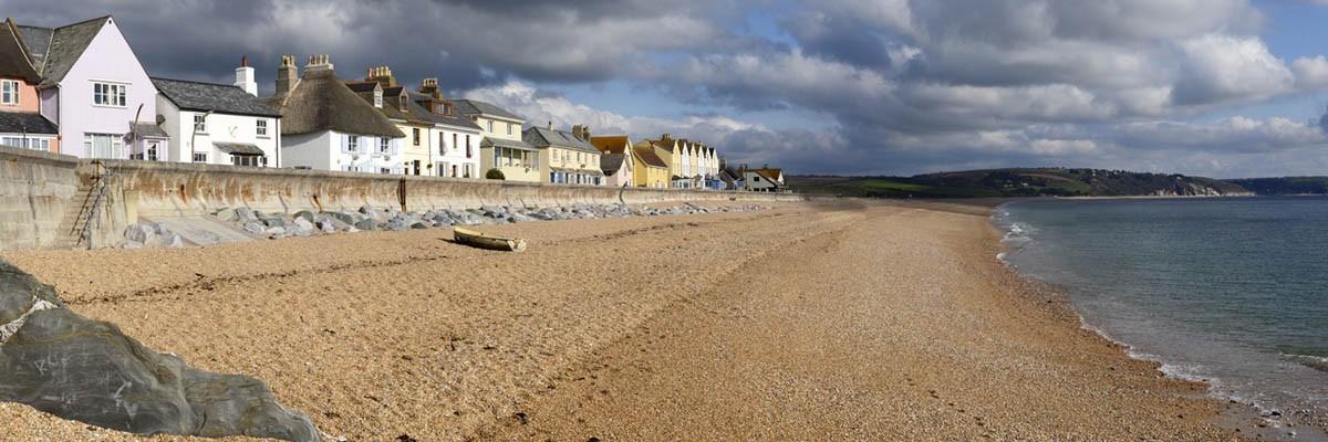 Torcross Sands Beach South Devon