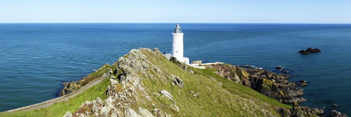 Start Point Lighthouse - South Devon