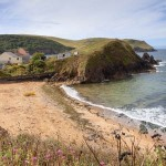 Mouthwell Sands Beach Hope Cove South Devon