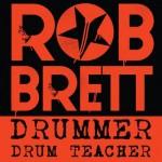 RRob Brett Drummer Drum Teacher