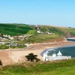 Bigbury Beach - Bigbury on Sea South Devon