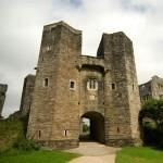 Berry Pomeroy Castle Totnes South Devon