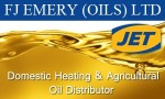 FJ Emery (Oils) Ltd - Domestic, Commercial & Agricultural Oil