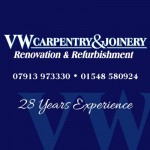 VW Carpentry and Joinery - Vaughan Wood