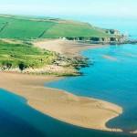 Bantham Beach in South Devon