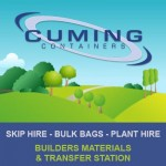 Cuming Containers Skip Hire Waste Disposal & Recycling