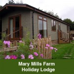 Mary Mills Farm Holiday Lodge in Kingsbridge