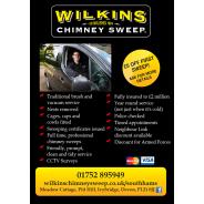 Wilkins Chimney Sweep Leaflet 2/2