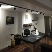 Tattoo Studio Lighting