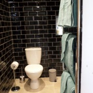 Tonto's View - Wash Room and toilet