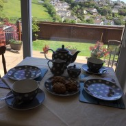 Tea Time at Rosanne B&B