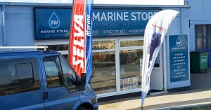 SW Marine Store is making waves in Salcombe