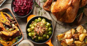 Pretty Local - Who's cooking Christmas dinner this year?