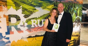 Forest and Beach Win the Best Rural Recreational or Outdoor Pursuits Business, South West
