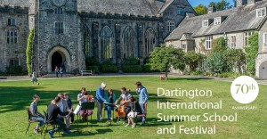 Celebrating 70 years of musical excellence at Dartington this summer
