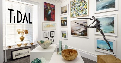Ethical, local and talented - discover Kingsbridge's newest art gallery - Tidal Gallery